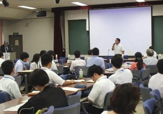 実務家教員から教職大学院への期待及び研究の紹介