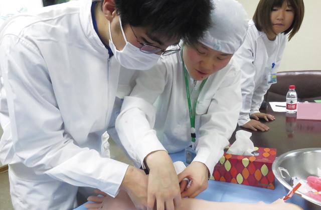 中国 杭州電子科技大学 中国語・文化研修 日系企業での海外インターンシップ
