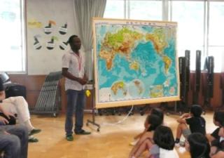 留学生による母国紹介