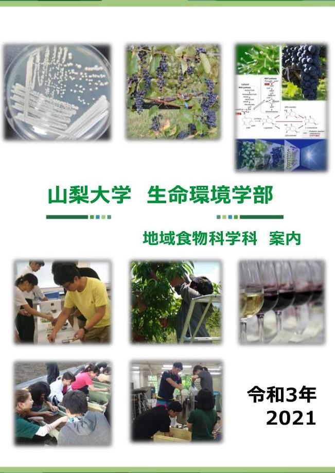 生命環境学部地域食物科学科