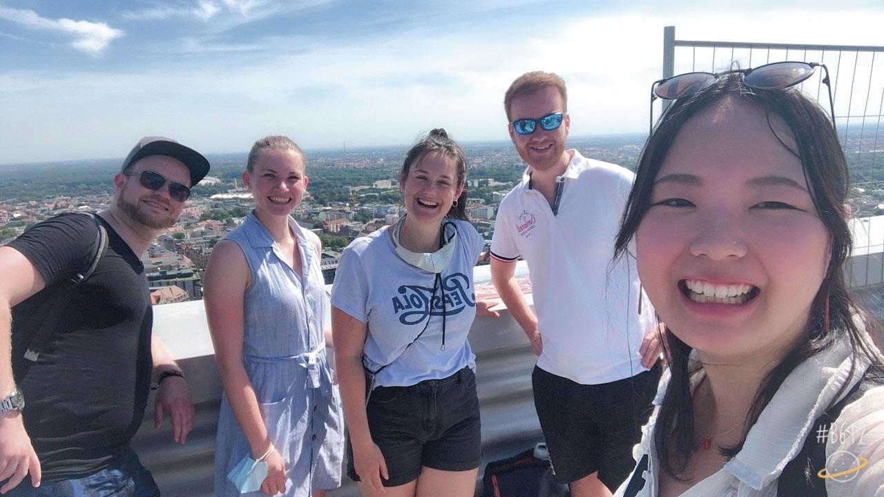 大石 恵さん留学体験の写真1