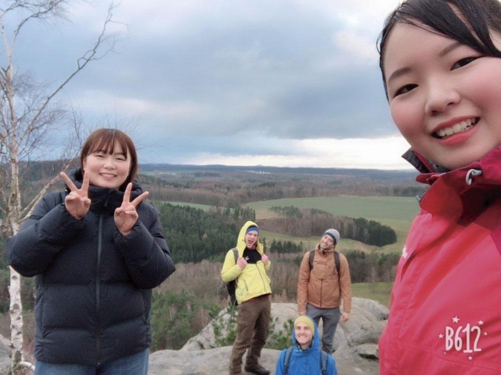 大石 恵さん留学体験の写真3