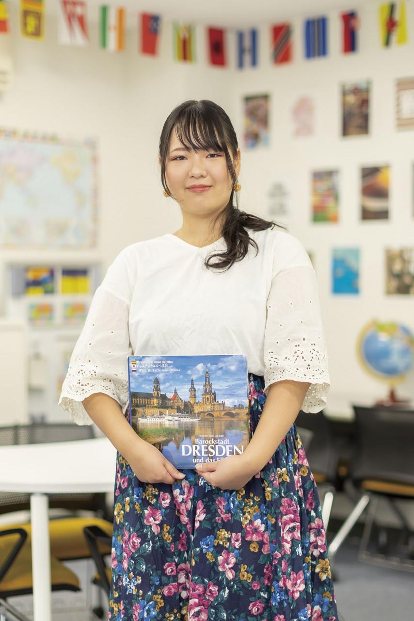 大石 恵さん