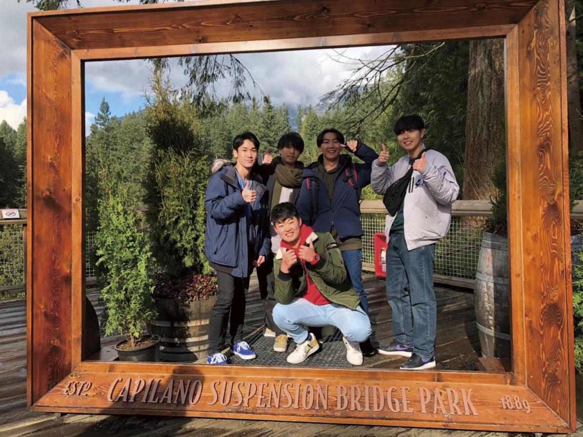 山下 尚浩さん留学体験の写真3