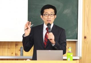 波呂教授の講演会