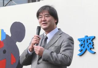 甲府キャンパス学生委員長 大木教授の「祝辞」