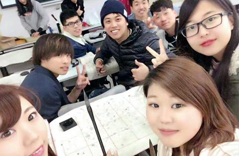 石塚 友也さん留学体験の写真1