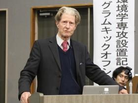 ジョン・ガードン博士(平成24年ノーベル医学・生理学賞受賞)