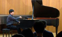 1. ピアノ独奏