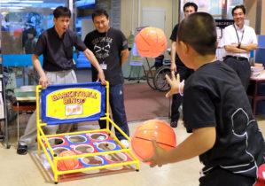 バスケットボールビンゴ