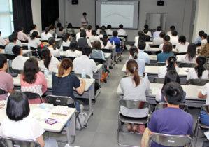 模擬授業(地域社会システム学科)