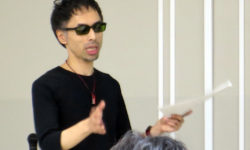 講演する木村氏