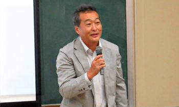 澤 伸恭 本学特任教授(COC+推進サブコーディネーター)