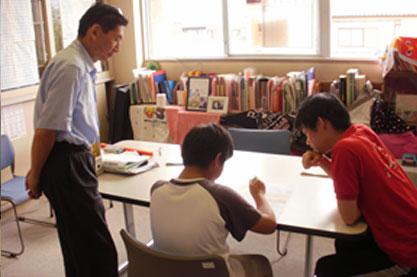 日本語教員養成プログラム